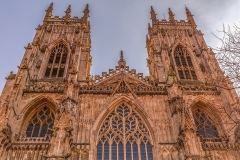 Front Facarde of York Minster