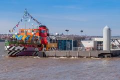 Mersey Ferry Snowdrop 2015