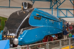 The Steam Engline Mallard, YRM 2015